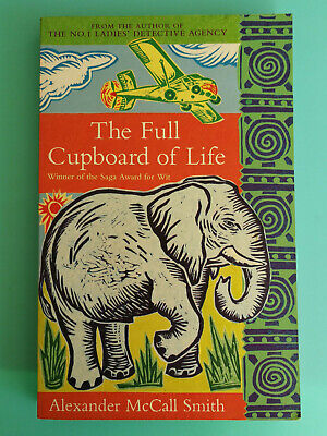 AU7.95 • Buy The Full Cupboard Of Life By Alexander McCall Smith PB