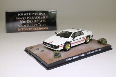 $ CDN25.77 • Buy James Bond #68;  Lotus Esprit Turbo; For Your Eyes Only (White); Excellent Boxed
