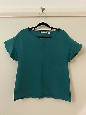 AU34 • Buy Country Road Size S (size 8-10) Green Top