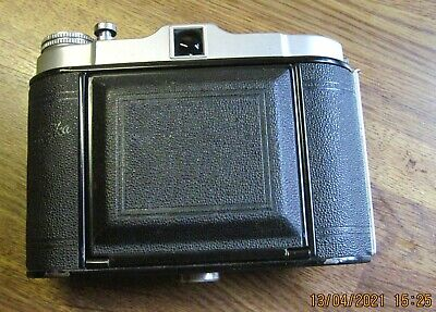 £50 • Buy Franka Solida I Working Folding Camera Nice Clean Collector's Item