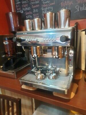 """£700 • Buy """"Expobar G10 Compact (2 Group) Tall Espresso Coffee Machine"""""""