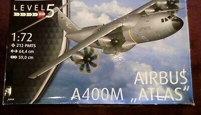 £47.85 • Buy Revell Airbus A 400 M    ATLAS / Grizzly    Luftwaffe. 1/72 Scale Model Kit