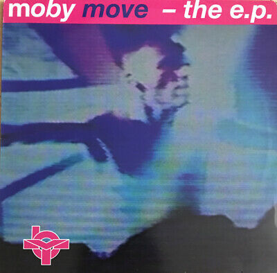 £6.99 • Buy Moby - Move  The Ep 12  Vinyl (12mute158) Ex+++