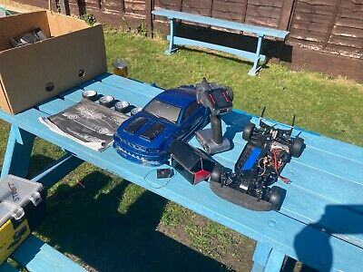 £85 • Buy Radio Controlled Cars Used Drift Car. Lots Of Spare Bits.