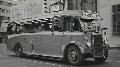 £1.50 • Buy Bus Photo: HUF279 Southdown MS (1279). 1948 Leyland Tiger PS1/1 / Beadle C32R