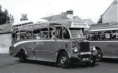 £1.50 • Buy Bus Photo: HUF941 Southdown MS (1341). 1949 Leyland Tiger PS1/1/ Duple C32R