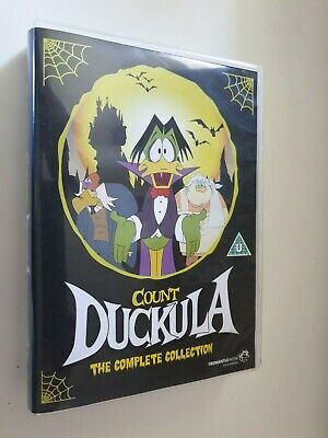 £25 • Buy Count Duckula - The Complete Collection Dvd
