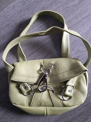AU1.48 • Buy Ladies Lime Green Colour Handbag Brand New Without Tags Never Used Unwanted Gift