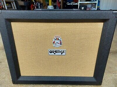 £150 • Buy Orange PPC 112 Guitar Speaker Cabinet 60W (with Padded Cover)