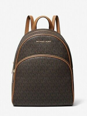 AU220 • Buy Authentic Michael Kors Large Backpack Purchased Overaeas - Unwanted Gift