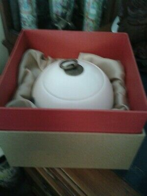 £9.99 • Buy Boxed Chinese Porcelain Tea Caddy