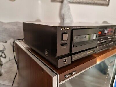£120 • Buy Technics RS-B705 Class AA 3 Head Stereo Cassette Deck. Made In Japan