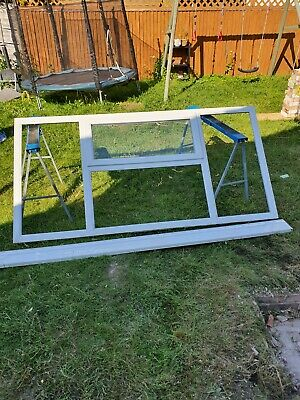 £0.99 • Buy Large Double Glazed Window 2380mm X 1190mm Used Good Condition