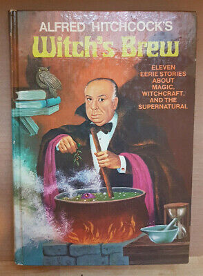 £10.50 • Buy Alfred Hitchcock's Witch's Brew Book / Random House - 1977 / Hback - Ex Cond