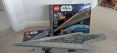 £780 • Buy Lego Star Wars UCS Super Star Destroyer 10221 100% Complete With Box & Manual