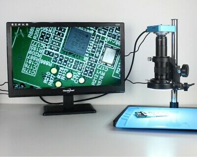 £130.60 • Buy Industrial 38MP 1080P 60FPS USB HDMI Electronic Microscope C-Mount Video Camera