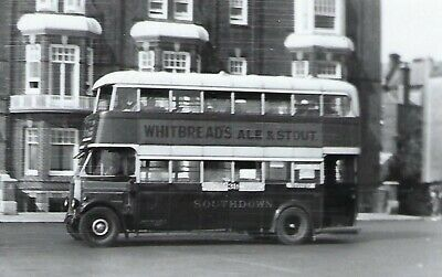£1.50 • Buy Bus Photo: Southdown Motor Services. Unidentified Leyland TD