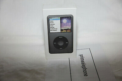 £379.99 • Buy Apple IPod Classic Black 160GB A1238 - New - Factory Sealed