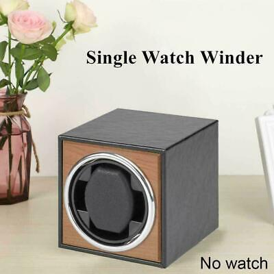 $ CDN38.59 • Buy Single Watch Winder,Suitable For Automatic Watches,With Ultra-quiet Motor