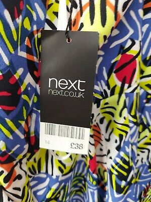 AU25.81 • Buy Next Special Occasion Dress Size 14.  (Cost £38)
