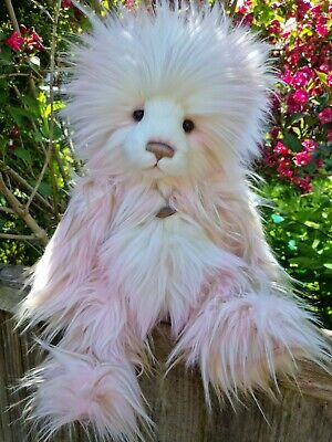 £75 • Buy Charlie Bears 🌸Tina 🌸 Secret Collection 2021 Such A Beautful Face With Tags