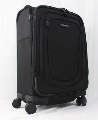 """View Details SAMSONITE SILHOUETTE 16 21"""" EXPANDABLE SPINNER CARRY ON SUITCASE BLACK NWOT • 93.10$"""