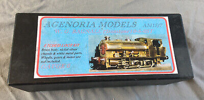 £3.20 • Buy AGENORIA MODELS  AM15/7 W.G.BAGWELL(Ironstone) 0-6-0ST O GAUGE Etched Loco Kit