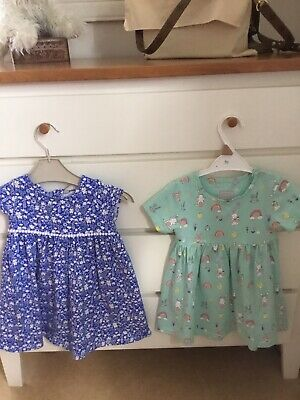 £3.99 • Buy Summer Dresses 12-18 Months Baby Girl John Lewis And BlueZoo