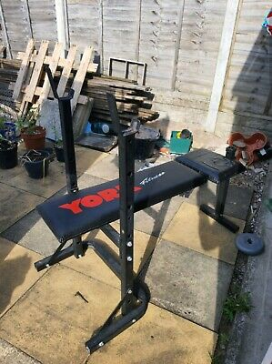 £20 • Buy York Fitness Weights Bench