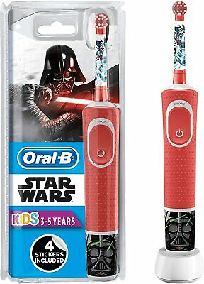 AU55.35 • Buy Oral-B Stages Power Vitality Kids Electric Toothbrush For Children - STAR WARS