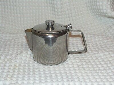 £4 • Buy Large Home Or Catering Stainless Steel Tea Pot