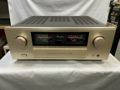 £4401.06 • Buy Accuphase E-480 Integrated Amplifier Used 2018 Japan Audio/music