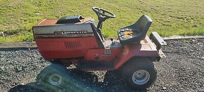 £50 • Buy Ride On Tractor Mtd Lawnflite (no Cutting Deck)