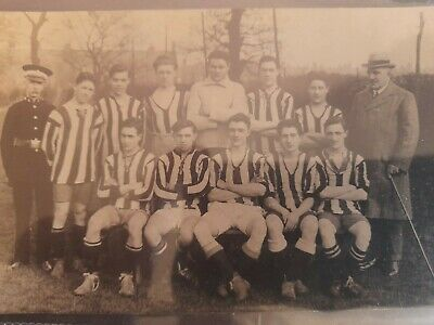 £5 • Buy Military Football Team  Dated 1923.