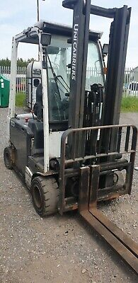 £3400 • Buy Nissan / Uni Carriers 2ton  Electric  Forklift  2014
