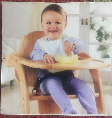£25 • Buy Juvenile Multi-height Highchair By East Coast