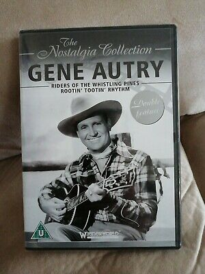 £4 • Buy Gene Autry - Riders Of The Whistling Pines (DVD, 2008)