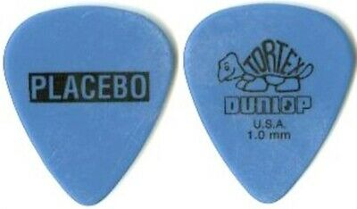 $ CDN11.36 • Buy Placebo 2008 Meds Concert Tour Collectible Brian Molko Stage Guitar Pick