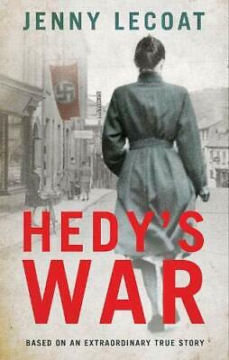 £3.28 • Buy Hedys War - Based On An Extraordinary True Story, Jenny Lecoat, Used; Good Book