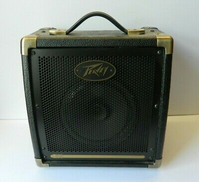 £45 • Buy Peavey Ecoustic 20 Amp With Leads