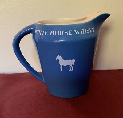 £10 • Buy Wade Vintage White Horse Whisky Water Jug. Lovely Condition!
