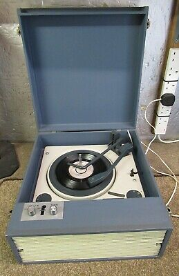 AU73.19 • Buy 60's FIDELITY Valve Record Player Working Order