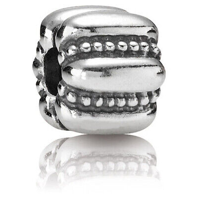 AU32.42 • Buy *Pair Of Pandora Sterling Silver Crazy Clip Charms #790446