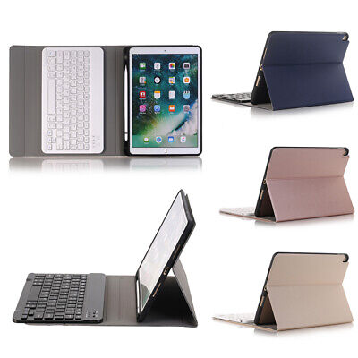 £26.98 • Buy 2 In 1 Wireless Bluetooth Keyboard+Leather Samrt Case Stand Cover For Apple IPad