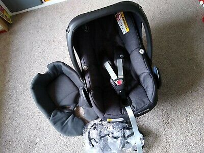 £50 • Buy MAXI-COSI Pebble Plus Baby Car Seat With Newborn Insert And Raincover