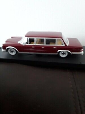 £9 • Buy Limited Edition Mercedes 600 Stretched Limousine. Original Box And Case.