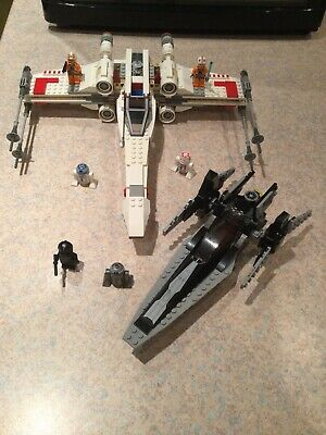 £28 • Buy LEGO Star Wars X-wing Starfighter (9493) And 7915 Imperial V Wing Starfighter.