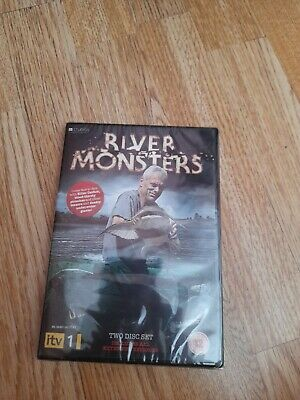 £3 • Buy River Monsters - Series 1 - Complete (DVD, 2010, 2-Disc Set) , BRAND NEW