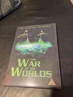 £3.99 • Buy The War Of The Worlds (1953) H.G. Wells, DVD
