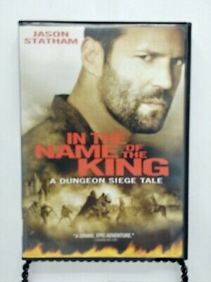 £3.82 • Buy In The Name Of The King (DVD, 2006, Widescreen Edition) Jason Statham.